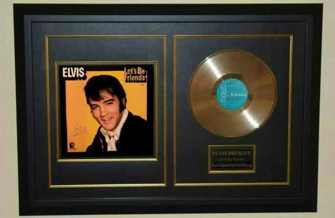 Elvis Presley – Let's Be Friends