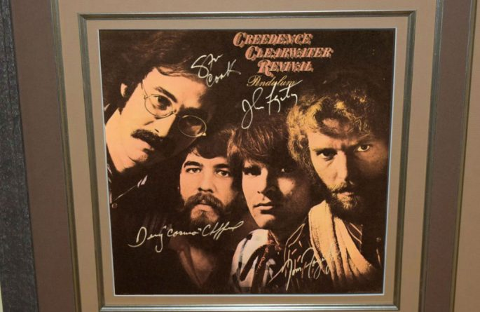 Creedence Clearwater Revival – Pendulum