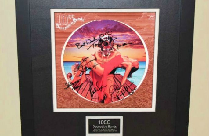 10cc – Deceptive Bands