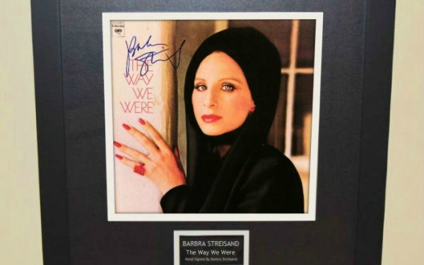 Barbra Streisand – The Way We Were