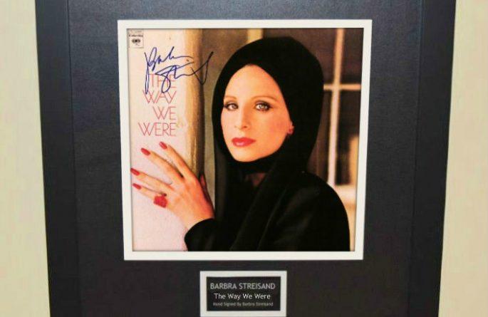 Barbra Streisand – The Way We Were