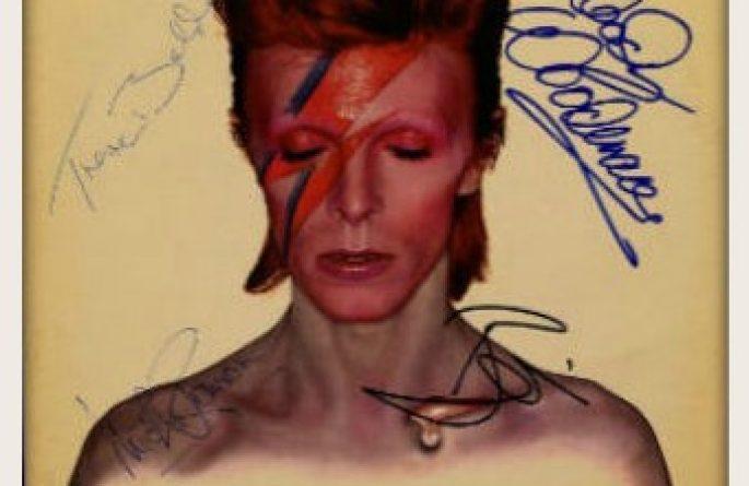 David Bowie – Jean Genie