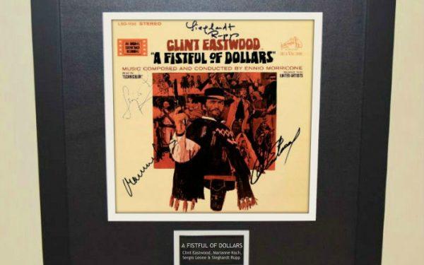 A Fistful Of Dollars Original Soundtrack