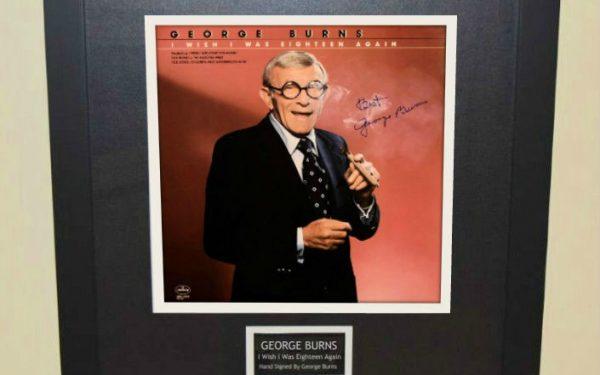 George Burns –  I Wish I Was Eighteen Again