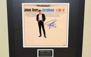 Johnny Rivers – Discotheque Au Go Go!