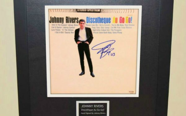 Johnny Rivers – Discotheque Au Go Go!