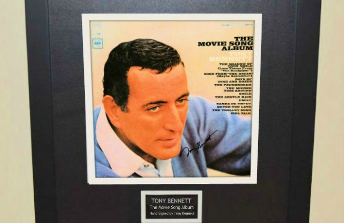 Tony Bennett – The Movie Song Album