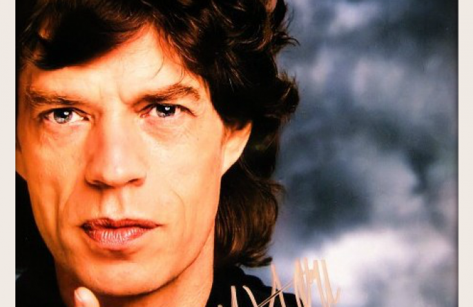 Mick Jagger – She's So Cold
