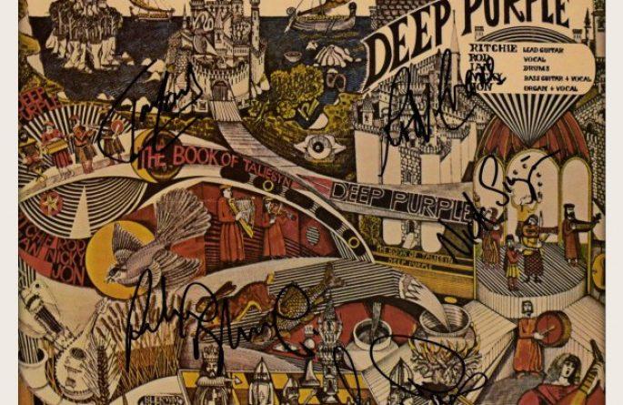 Deep Purple – The Book Of Taliesyn