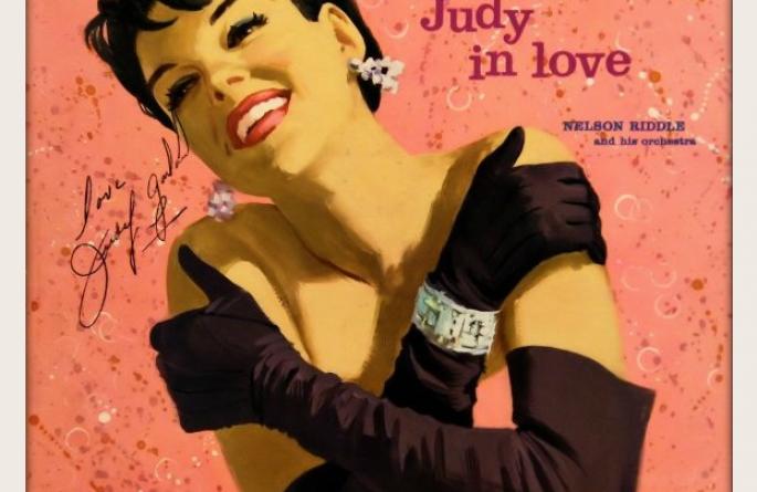 Judy Garland – Judy In Love