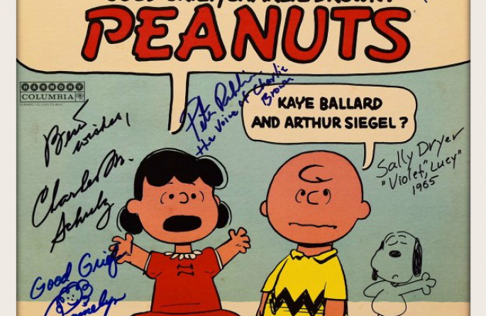 Peanuts – Good Grief, Charlie Brown! Original Soundtrack