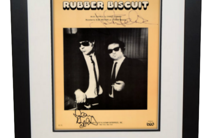 Blues Brothers – Rubber Biscuit