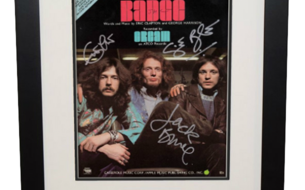 Cream – Badge