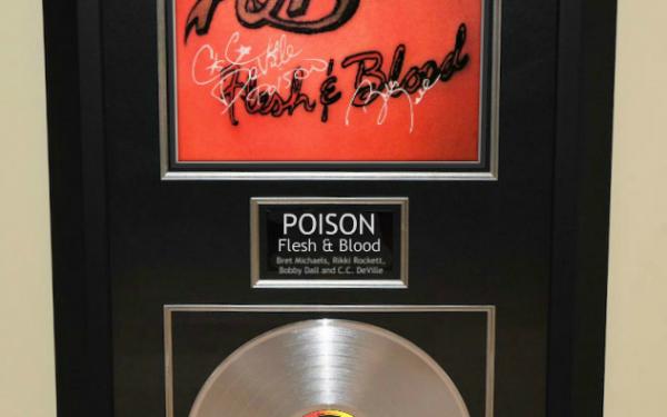 Poison – Flesh & Blood