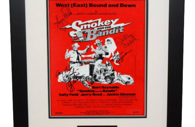 Smokey and the Bandit – West (East) Bound and Down