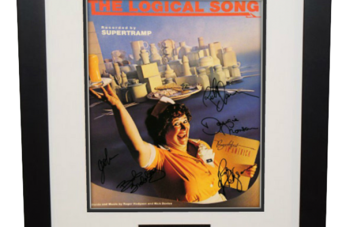 Supertramp – The Logical Song