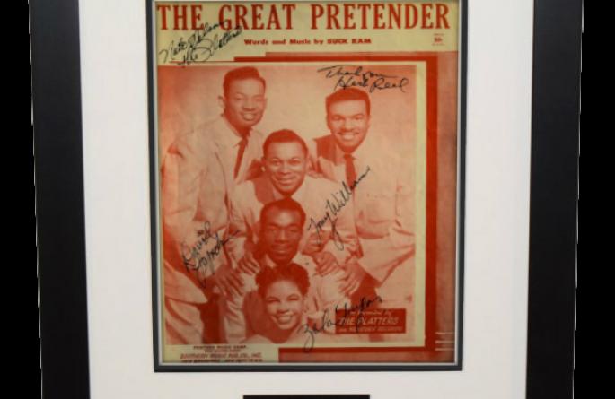 Platters – The Great Pretender