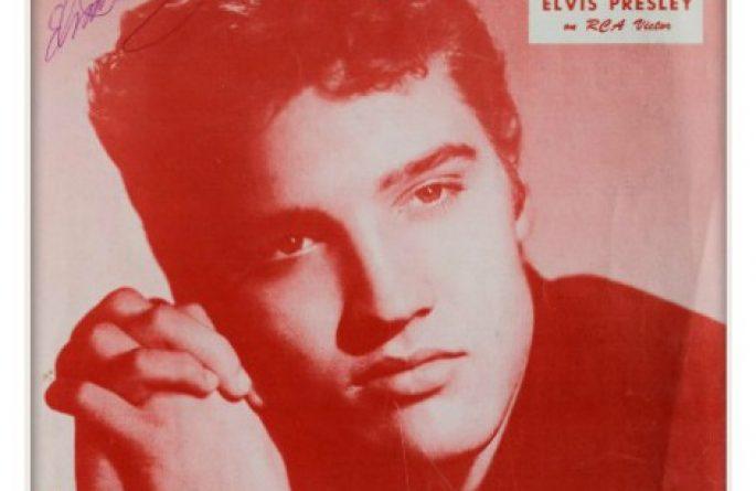 Elvis Presley – Love Me
