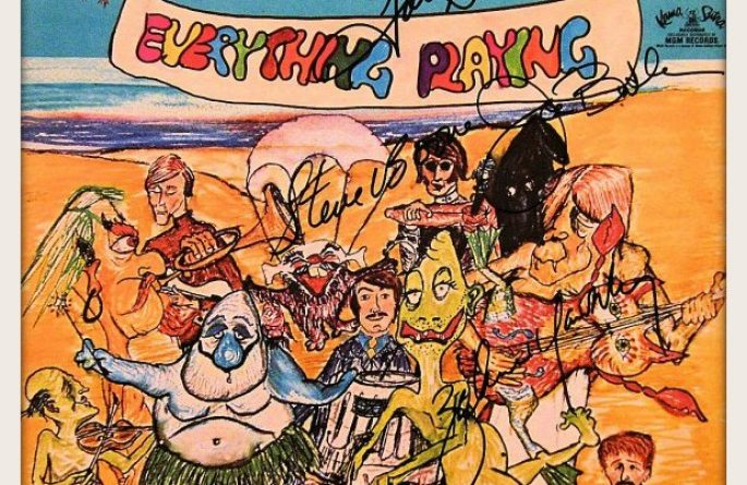 Lovin' Spoonful – Everything Playing