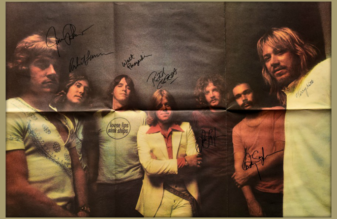 #1 Chicago Signed Poster