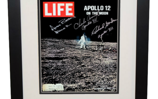 Apollo XII – LIFE On The Moon