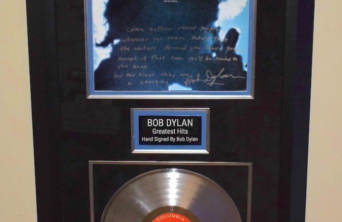 Bob Dylan – Greatest Hits