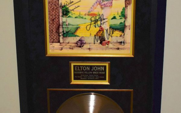 #1 Elton John – Goodbye Yellow Brick Road