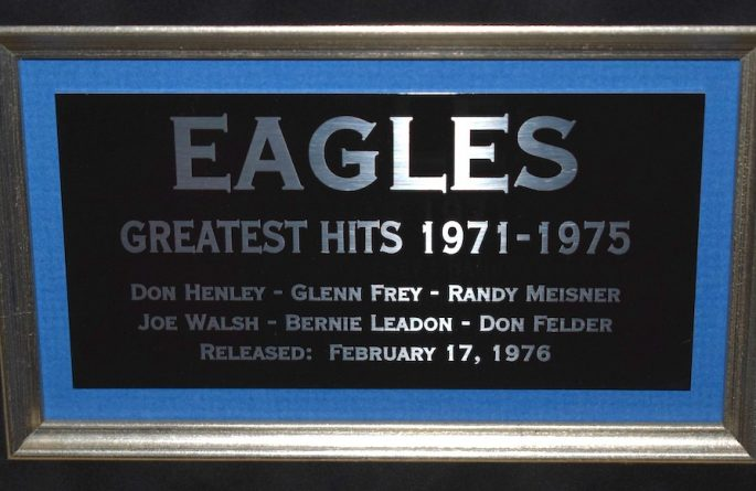 Eagles – Greatest Hits 1971-1975