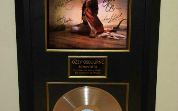 Ozzy Osbourne – Blizzard of Oz