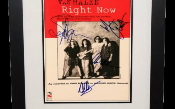 Van Halen – Right Now