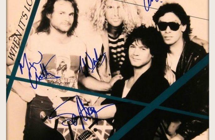 Van Halen – When It's Love