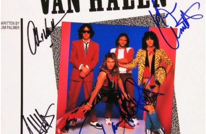 Van Halen – Anabas Look Book Series