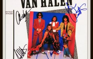 Van Halen – Anabas Look Book Series