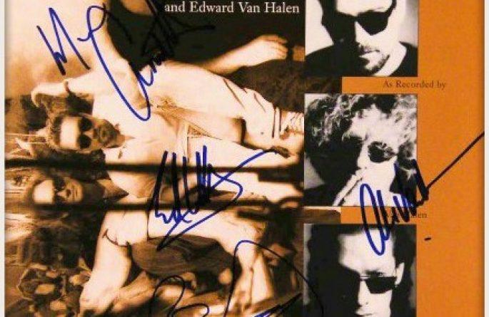 Van Halen – Can't Stop Lovin' You