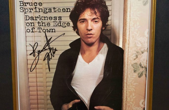 #2-Bruce Springsteen – Darkness On The Edge Of Town