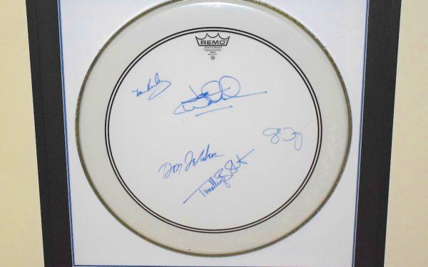 Eagles 22″ Drum Head