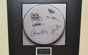 #2 Pink Floyd – Drum Head