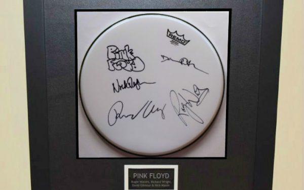 #2 Pink Floyd – Drum Head