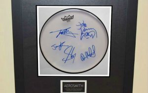 Aerosmith – Drum Head