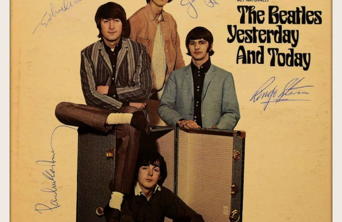 Beatles – Yesterday And Today