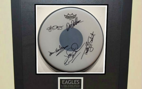 Eagles – Drum Head