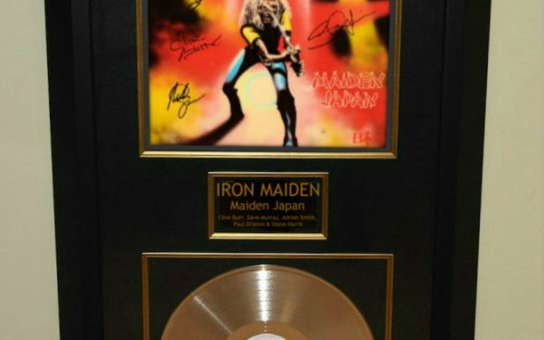Iron Maiden – Maiden Japan