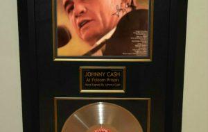 Johnny Cash – At Folsom Prison