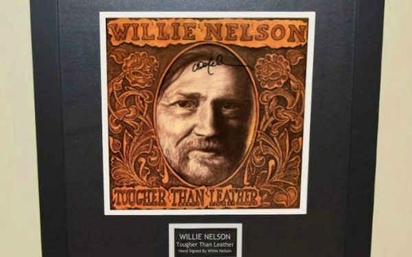 Willie Nelson – Tougher Than Leather