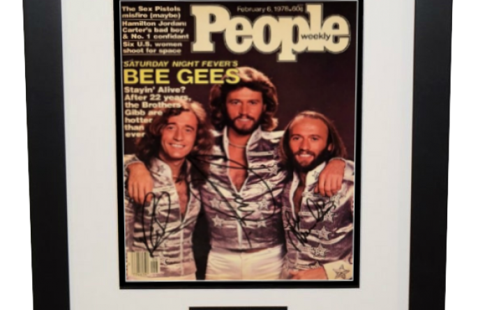Bee Gees People Magazine