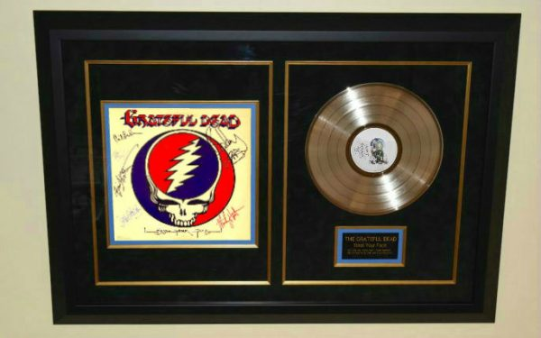 The Grateful Dead – Steel Your Face