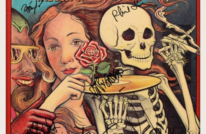The Grateful Dead – The Best Of Skeletons From The Closet