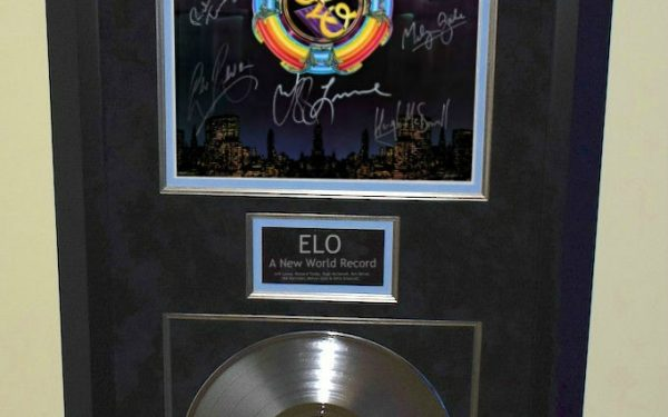 ELO – A New World Record