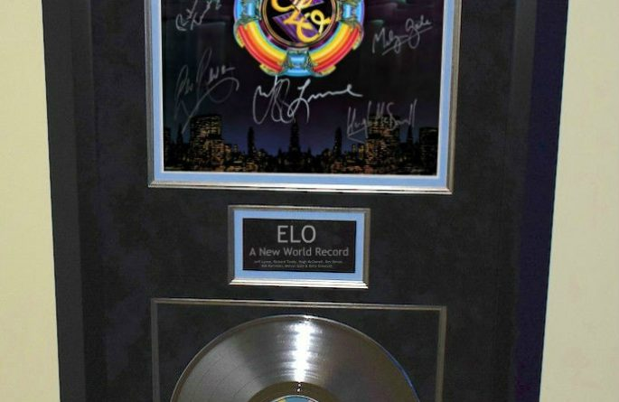 ELO – A New World Record