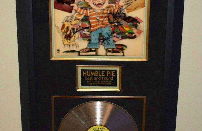 Humble Pie – Lost and Found
